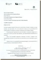 Carta María Elisa