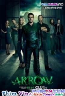 Mũi Tên Xanh Phần 2 (2013) - Arrow Season 2