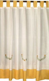 L21 cortina amarela