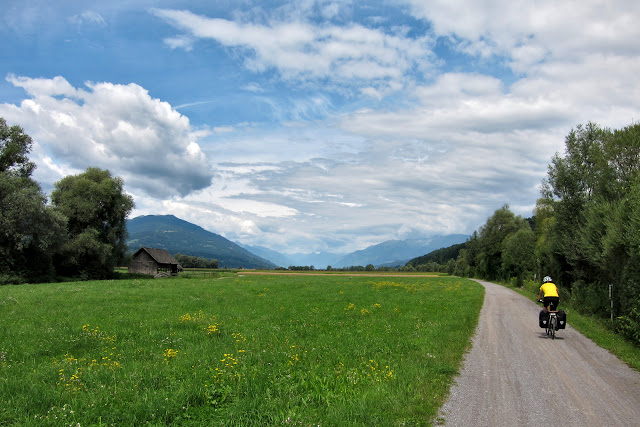 The tipical austrian landscape.