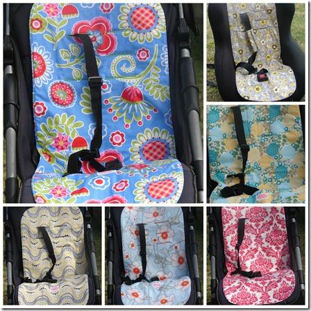 car seat pram liners Collage
