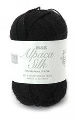 m&k alpacka silk farge 700