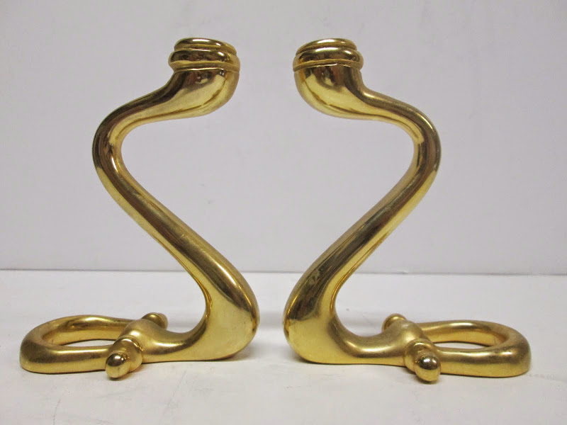 Gucci Candlestick Pair