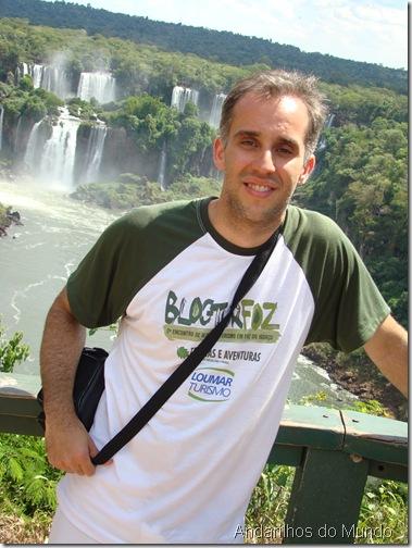 Cataratas do Iguaçu Brasil - eu