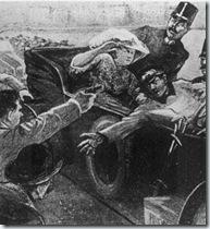 0628 assassinat à Sarajevo de l'archiduc François-Ferdinand