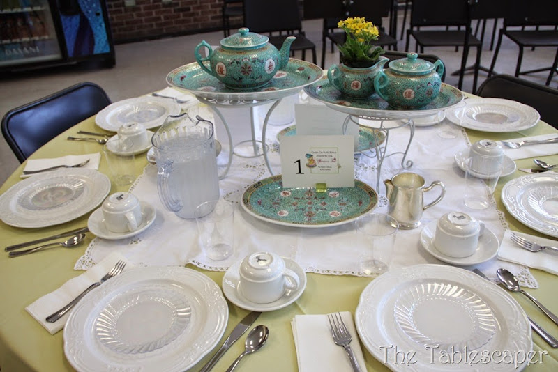 Senior Citizen Tea - The Tablescaper2