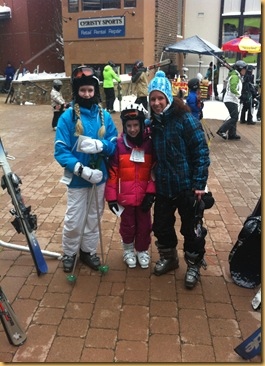 Colorado ski school