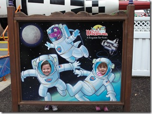 Cousins in space