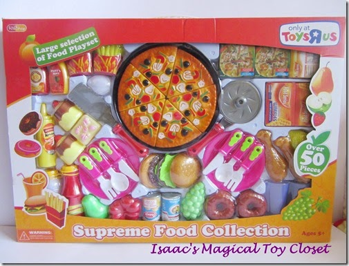 supreme food collection