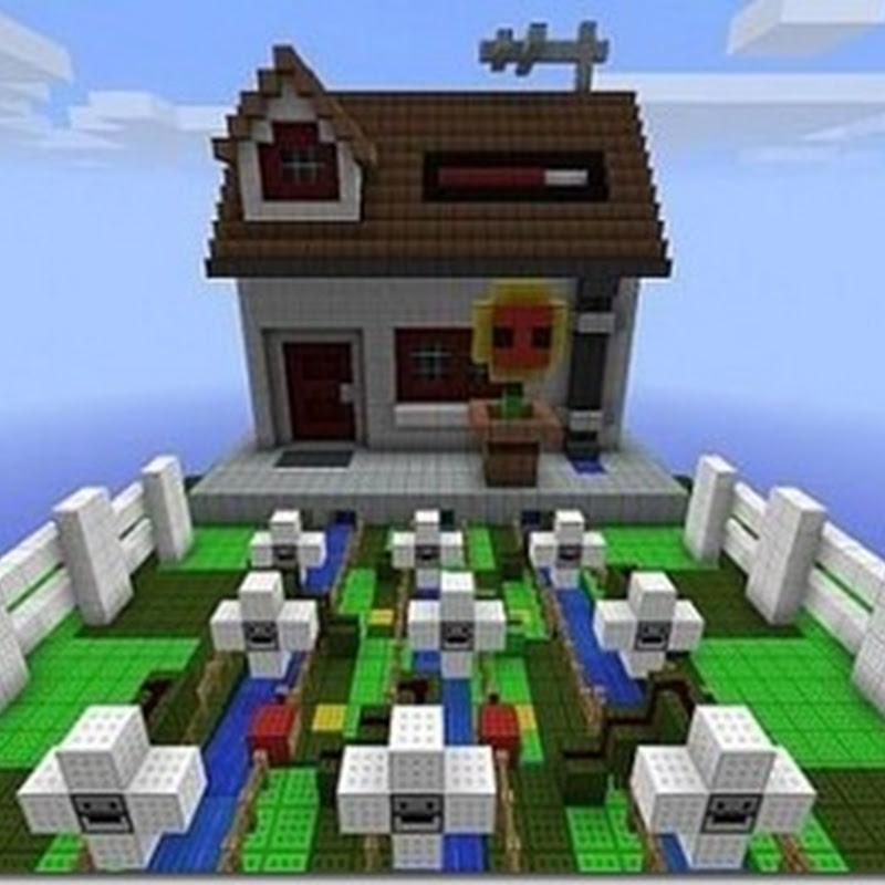 Minecraft - Plants vs Zombies Mod (1.2.3)