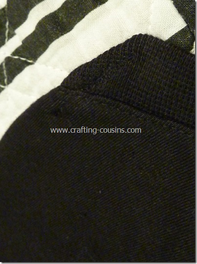 ruched sleeve cardigan (5)