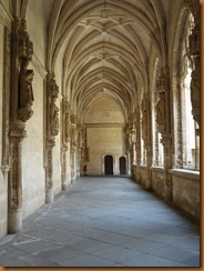 Toledo, cloister, San Juan los Reyes
