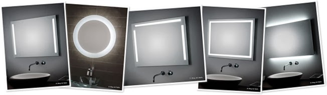 View Espejos Retro Iluminados Koh-i-Noor