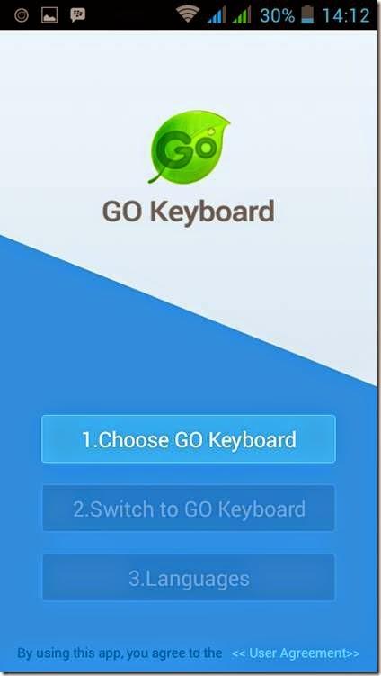 mengganti warna dan tampilan keyboard android