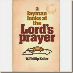 Lord's prayer book