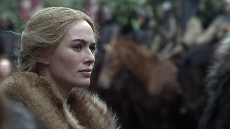 Game of thrones 1x01 winter is coming cersei lannister cap 02