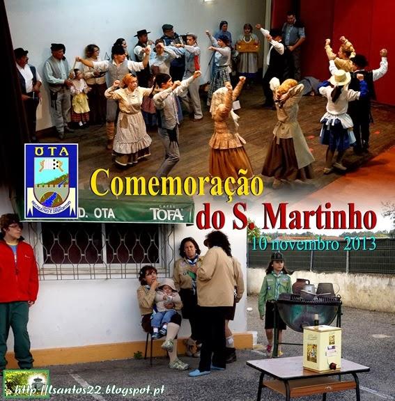 CSRDO - Comem. S. Martinho 10.11.13