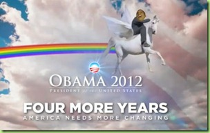 obamarainbow and unicorns