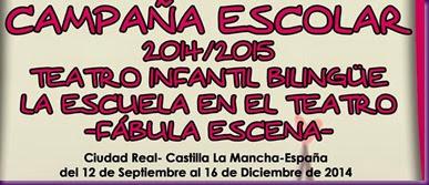 RECORTE CAMPAÑA ESCOLAR 2014-015