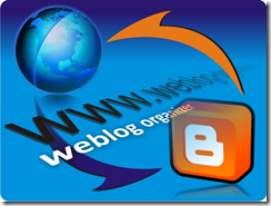 upload content artikel posting dengan weblog blogger