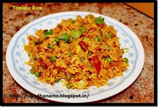 Tomato Rice - IMG_9960