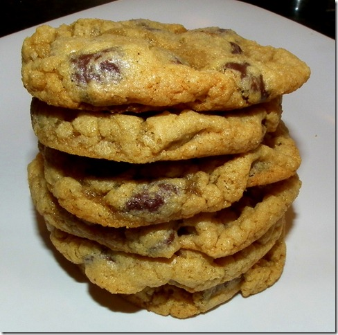 3-29-12 Chocolate Chip Cookies