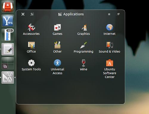 Drawers 13.3.1 su Ubuntu
