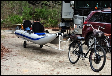 06 - Bike trailer for kayak