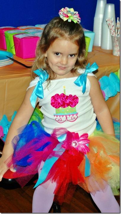 Hannah's 4th Birthday! 037