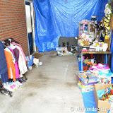 Tweede garageverkoop in Pekela - Foto's Abel van der Veen