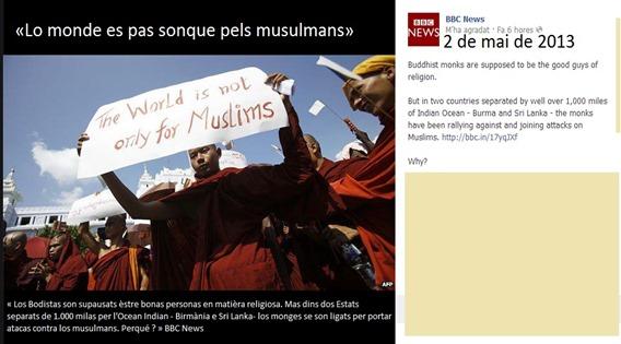 Musulmans dins lo monde BBC World
