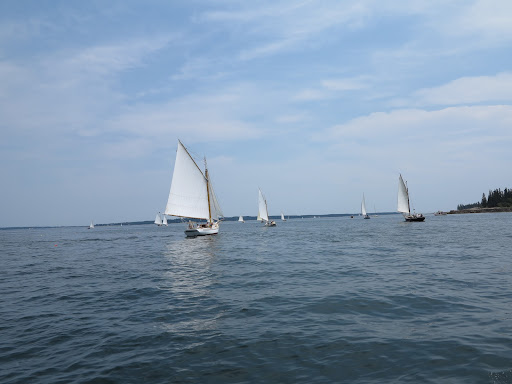 Nowadays, most of the sailboats we see are for recreation.  Many modern sailboats have engines for backup, in case the wind dies or to get back to port quickly if the weather turns bad.