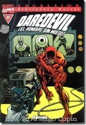 P00021 - Biblioteca Marvel - Daredevil #21