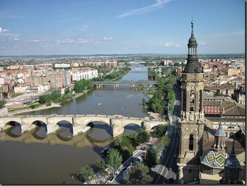 Spanje - Zaragoza