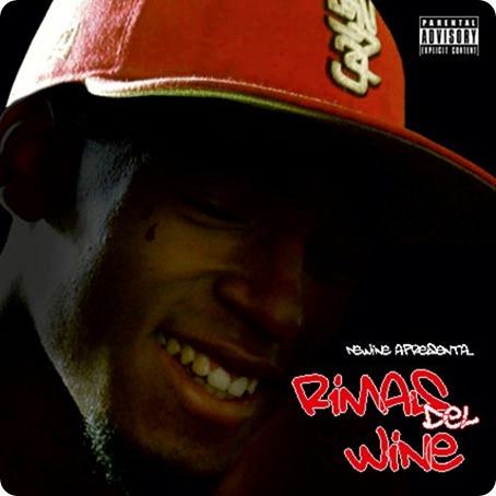 mixtape  rimas del wine - capa