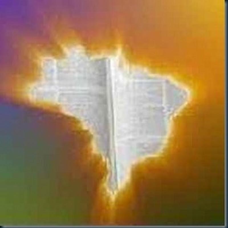 As profecias do Crepúsculo dos Lamas e da ascensão do Brasil como uma nova luz para o mundo