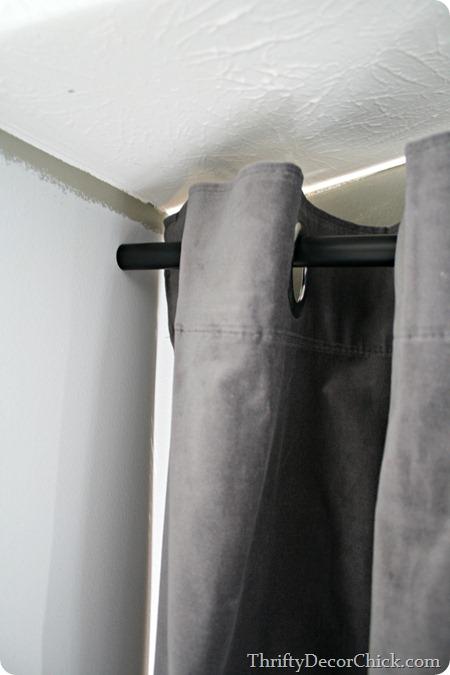 hanging drapery hardware
