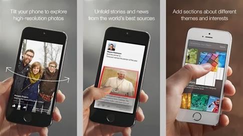 Descargar Paper de Facebook para iOS