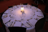 The Tables Are Set For Sounds of Silence - Yulara, Australia