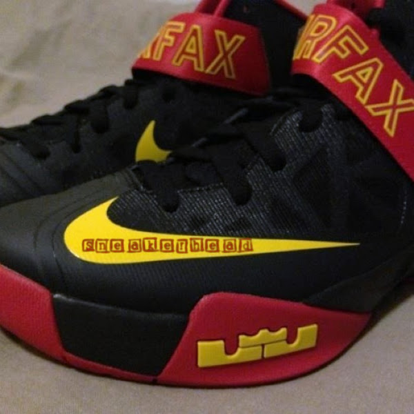 First Look at Nike Zoom Soldier VI Fairfax Away PE