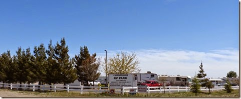 Yavapai County Fairgrounds RV Park