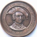 Карл Фридрих Иероним фон Мюнхгаузен