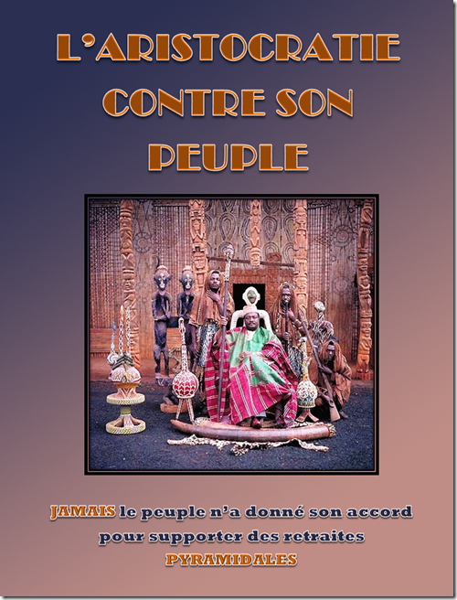 L'aristocratie contre son peuple