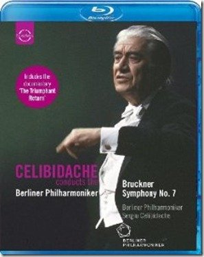 Celibidache Bruckner 7 Berlin Bluray