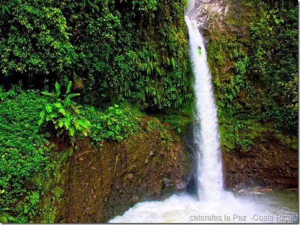 cataratas la Paz  -Costa Rica