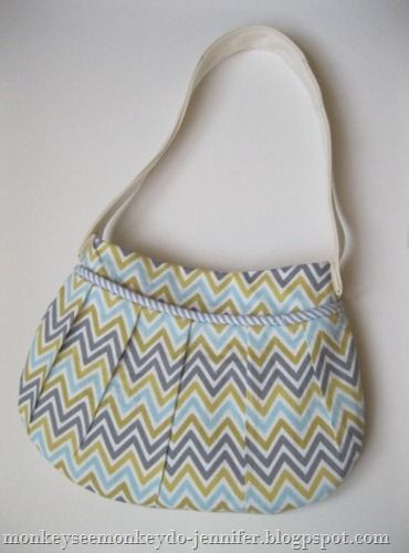 chevron purse  (2)