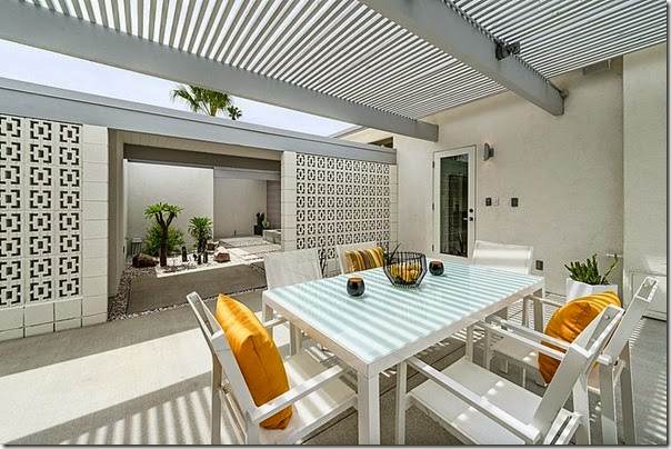 case e interni - villa anni 50 Palm Spring ristrutturazione(10)