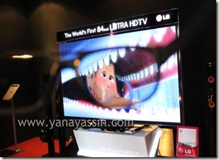 LG Fiesta TV84inch118