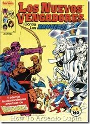 P00009 - Los Nuevos Vengadores #9