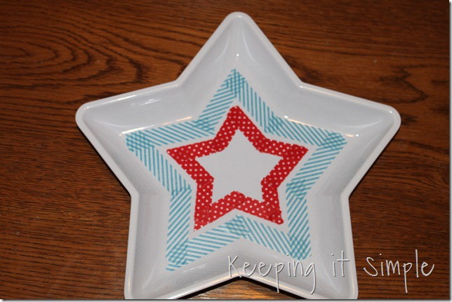 washi tape star plate (1)